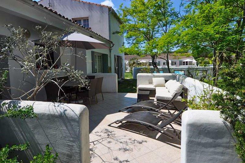 Location Maison ile de Ré Le Huit